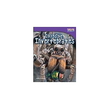 Shell Education Incredible Invertebrates Reading & Writing Workbook, Grade 3 [eBook]