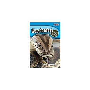 Shell Education Serpientes De Cerca (Snakes Up Close) Reading & Writing Workbook, Grade 2 [eBook]