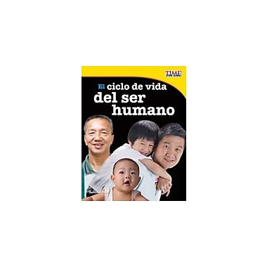 Shell Education El Ciclo De Vida Del Ser Humano (The Human Life Cycle) Reading & Writing Workbook, Grade 3 [eBook]