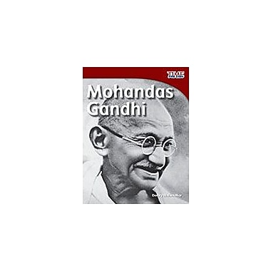 Shell Education Mohandas Gandhi Language Arts Workbook, Grade 3 [eBook]