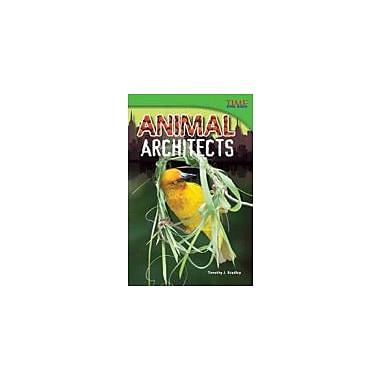 Shell Education Animal Architects Reading & Writing Workbook, Grade 4 [eBook]
