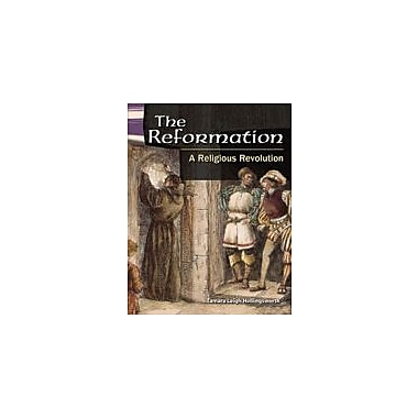 Shell Education The Reformation Social Studies Workbook, Grade 5 [eBook]