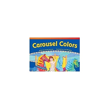Shell Education Carousel Colors Reading & Writing Workbook, Grade 1 [eBook]
