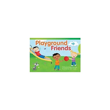 Shell Education Playground Friends Reading & Writing Workbook, Grade 1 [eBook]