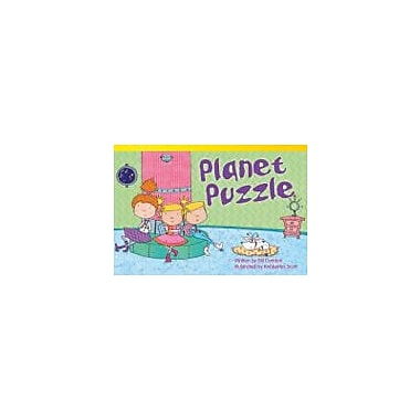 Shell Education Planet Puzzle Reading & Writing Workbook, Grade 2 [eBook]