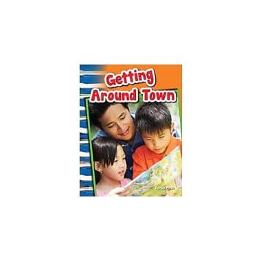 Shell Education Getting Around Town Social Studies Workbook, Grade 1 [eBook]