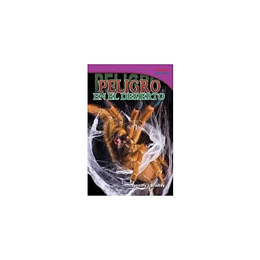 Shell Education Peligro En El Desierto (Danger In the Desert) Reading & Writing Workbook, Grade 5 [eBook]