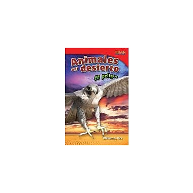 Shell Education Animales Del Desierto En Peligro (Endangered Animals of the Desert) Reading & Writing Workbook, Grade 5 [eBook]