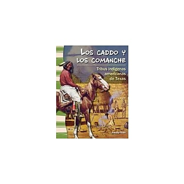 Shell Education Los Caddos Y Los Comanches (The Caddo and Comanche) Social Studies Workbook, Grade 3 [eBook]
