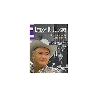 Shell Education Lyndon B. Johnson Social Studies Workbook, Grade 3 [eBook]
