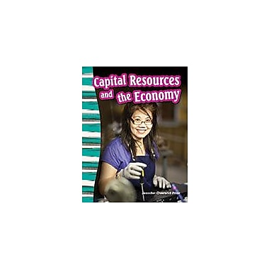 Shell Education Capital Resources and the Economy Social Studies Workbook, Grade 3 [eBook]