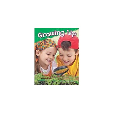 Shell Education Growing Up Science Workbook, Kindergarten [eBook]