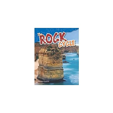Shell Education The Rock Cycle Science Workbook, Grade 4 [eBook]