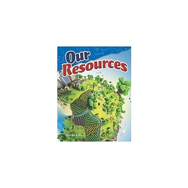 Shell Education Our Resources Science Workbook, Grade 4 [eBook]