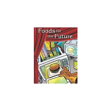 Shell Education Foods For the Future Reading & Writing Workbook, Grade 5 [eBook]