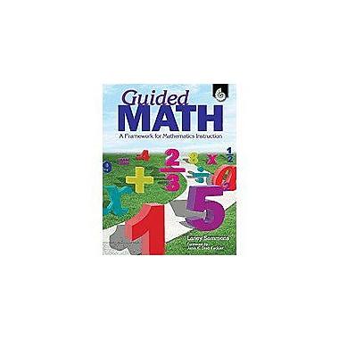 Shell Education Guided Math Math Workbook, Grade 1 - Grade 8 [Enhanced eBook]