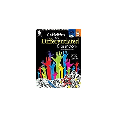 Shell Education Activities For A Differentiated Classroom, Level 5 Business Workbook, Grade 5 [eBook]