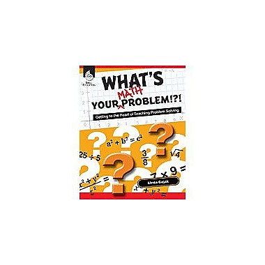 Shell Education What's Your Math Problem? Getting to the Heareader's Theater of Teaching Problem-Solving [Enhanced eBook]
