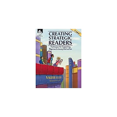 Shell Education Creating Strategic Readers Language Arts Workbook, Kindergarten - Grade 5 [eBook]