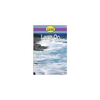 Shell Education Readiness-Vowels: Long Oo Language Arts Workbook, Kindergarten [Enhanced eBook]
