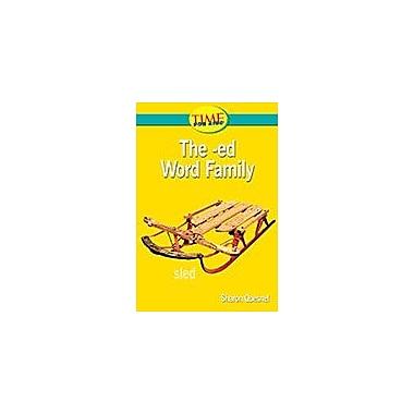 Shell Education The -Ed Word Family Language Arts Workbook, Kindergarten [eBook]