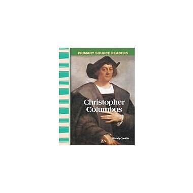Shell Education Christopher Columbus Social Studies Workbook, Grade 4 [eBook]