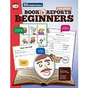 S & S Learning Book Reports For Beginners Grades 1-2, Canadian Problem Solving Workbook, Grade 1 - Grade 2 [eBook]