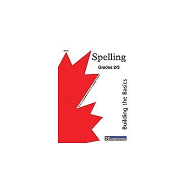 S & S Learning Spelling Grade 2-3: Building the Basics Language Arts Workbook, Grade 2 - Grade 3 [eBook]