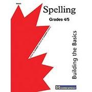 S & S Learning Spelling Grade 4-5: Building the Basics Language Arts Workbook, Grade 4 - Grade 5 [eBook]