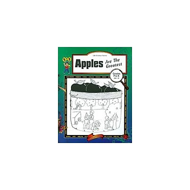 S & S Learning Apples Are the Greatest Science Workbook, Preschool - Kindergarten [eBook]