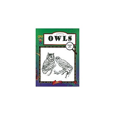 S & S Learning Owls Science Workbook, Grade 4 - Grade 6 [eBook]