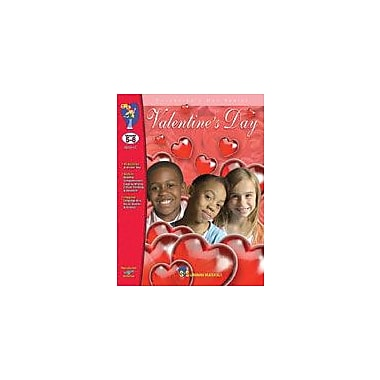 S & S Learning Valentines Day Other Workbook, Grade 5 - Grade 8 [eBook]