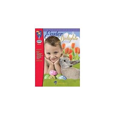 S & S Learning - Cahier d'activités Easter Delights Other, prématernelle à maternelle [livre numérique]