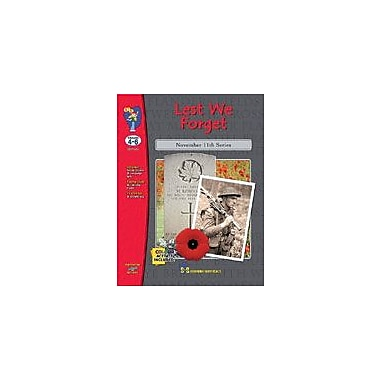S & S Learning Lest We Forget Gr. 4-6 Other Workbook, Grade 4 - Grade 6 [eBook]