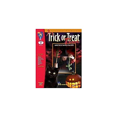 S & S Learning It's Trick Or Treat Time Other Workbook, Grade 2 [eBook]