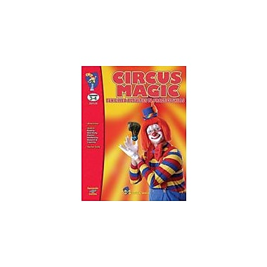 S & S Learning Circus Magic Other Workbook, Grade 3 - Grade 4 [eBook]
