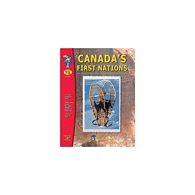 S & S Learning Canada's First Nations History Workbook, Grade 7 - Grade 8 [eBook]