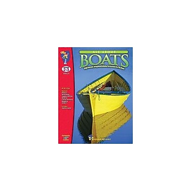 S & S Learning All About Boats Physical Education Workbook, Grade 2 - Grade 3 [eBook]