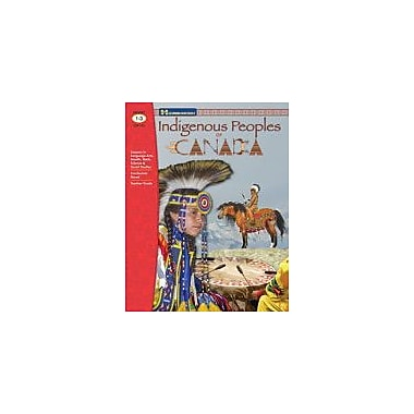 S & S Learning Indigenous Peoples of Canada Social Studies Workbook, Grade 1 - Grade 3 [eBook]