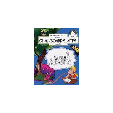 S & S Learning Skill Building With Slates Other Workbook, Kindergarten - Grade 8 [eBook]