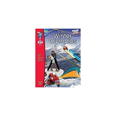 S & S Learning All About the Winter Olympics Reading & Writing Workbook, Grade 2 - Grade 3 [eBook]