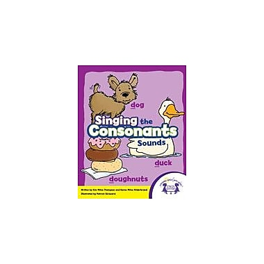 Twin Sisters Productions Singing the Consonant Sounds Reading & Writing Workbook, Preschool - Grade 3 [eBook]