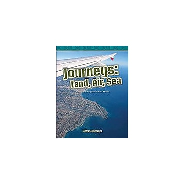 Shell Education Journeys: Land, Air, Sea Workbook, Grade 4 [eBook]