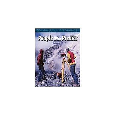 Shell Education People Who Predict Workbook, Grade 4 [eBook]