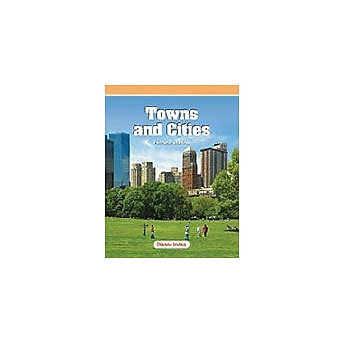 Shell Education Towns and Cities Workbook, Grade 5 [eBook]