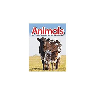 Shell Education Animals Workbook, Kindergarten - Grade 2 [eBook]