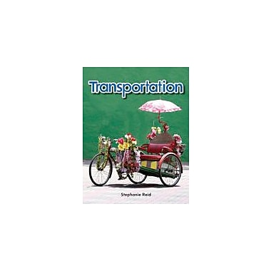 Shell Education Transportation Workbook, Kindergarten - Grade 1 [eBook]