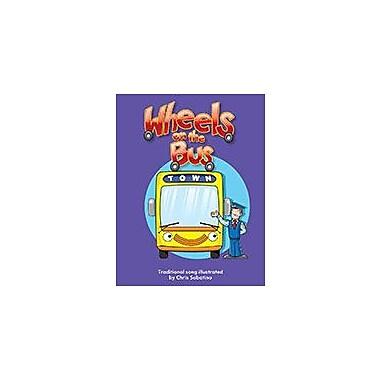Shell Education Wheels On the Bus Workbook, Kindergarten - Grade 2 [eBook]