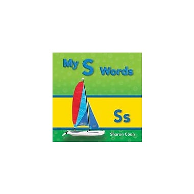 Shell Education My S Words Workbook, Kindergarten - Grade 1 [eBook]