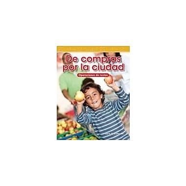 Shell Education De Compras Por La Ciudad (Shopping In the City) Workbook, Grade 1 [eBook]